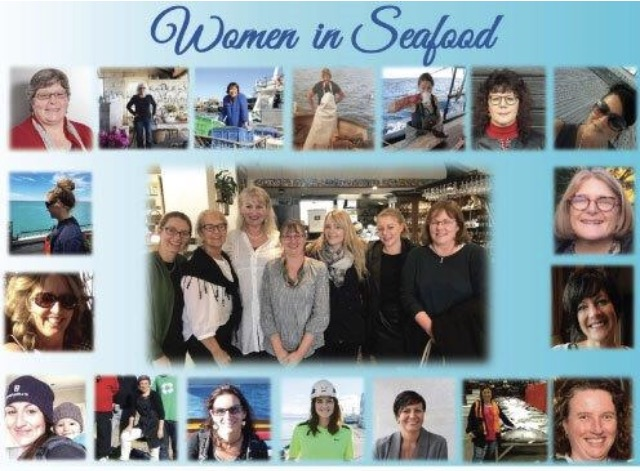 Women in Seafood January 2018